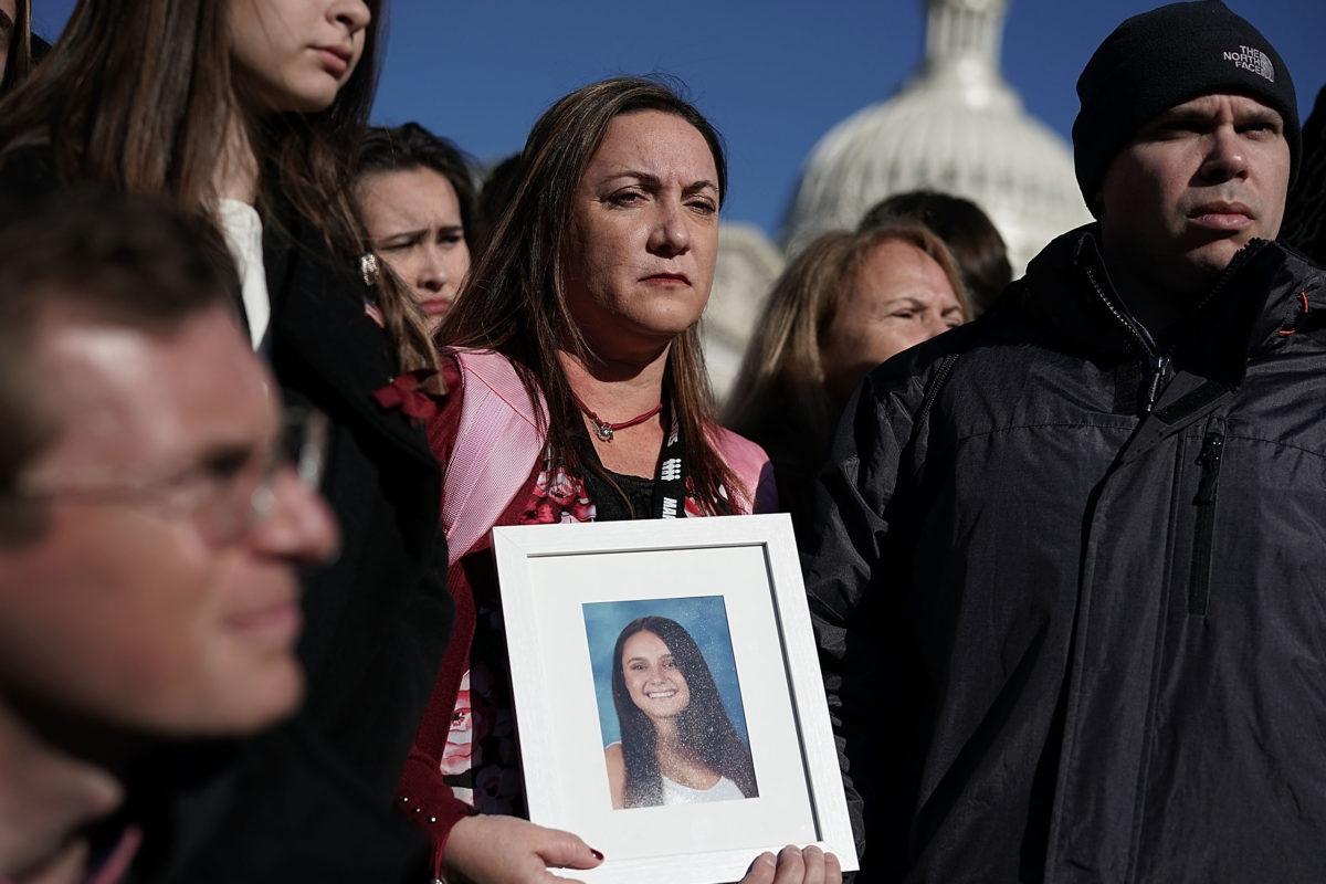 Congressional Democrats, Gun Control Advocates Call For Action On Gun Safety