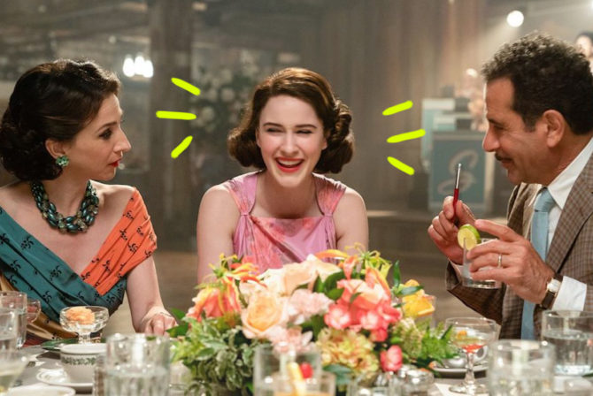 'The Marvelous Mrs. Maisel' Is Actually About My Jewish Family