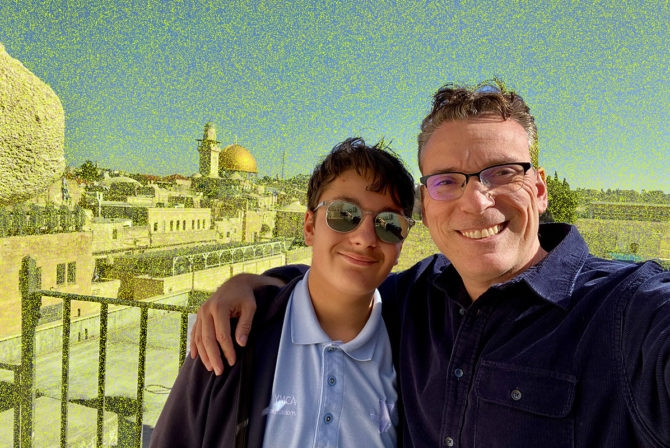 My Son's Bar Mitzvah Is Supposed to Be In Israel In 3 Weeks. Now What?