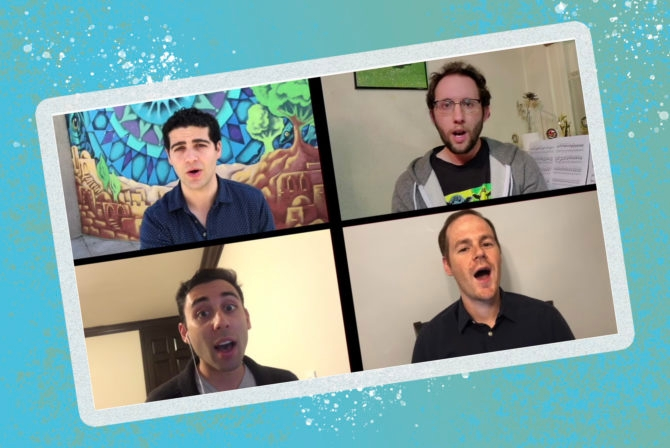 The Maccabeats' Moving New Passover Song Is the Reminder We Need