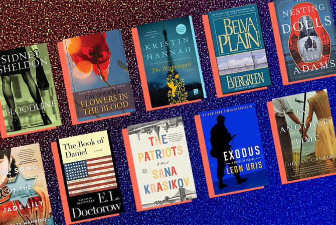 Need an Escape? Add These Jewish Historical Novels to Your Reading List!