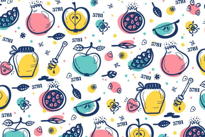 This Apple and Honey Hack Makes Rosh Hashanah So Much Fun