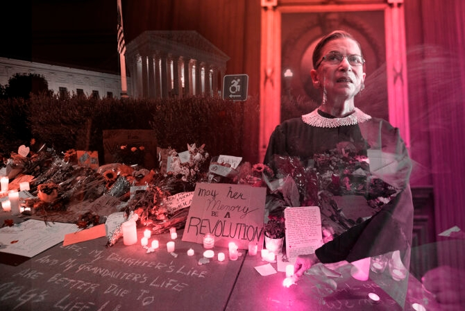 RBG's Death Is a Reminder That There's No Singular Jewish Way to Mourn or Grieve