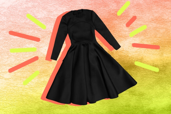 The Thrill and the Guilt of Buying a New Party Dress in the Middle of the Pandemic