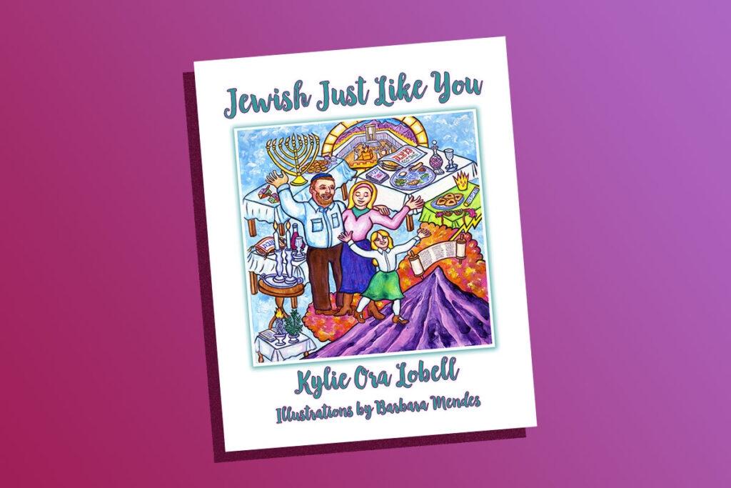 Finally, a Children's Book That Embraces Jewish Conversion