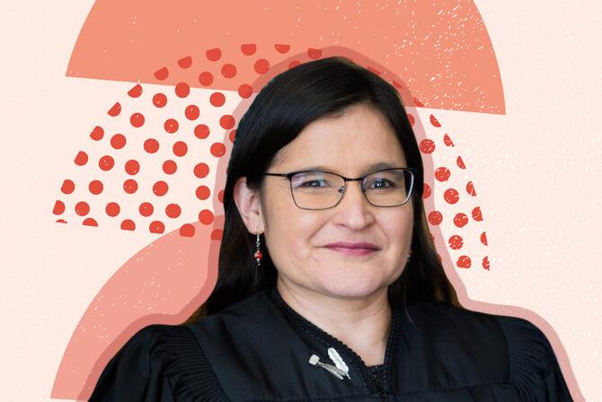 Native American Jewish Judge Raquel Montoya-Lewis Wins Her Election