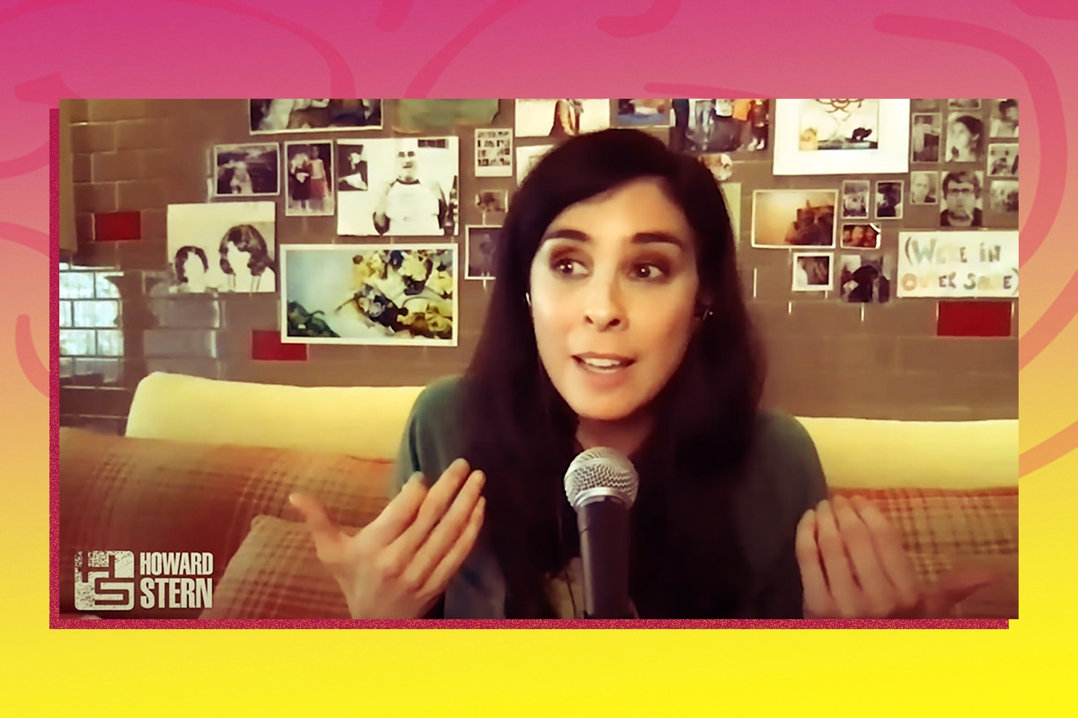 Sarah Silverman: Why Are So Many Non-Jewish Actresses Cast in Jewish Roles? – Kveller