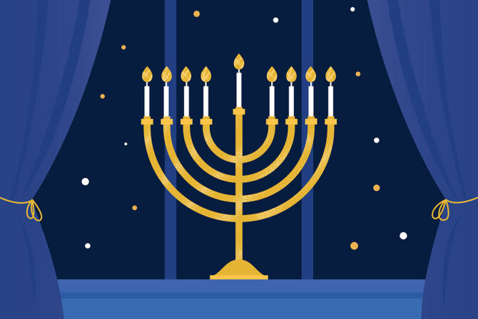 8 Core Values of Hanukkah That Are Super Relevant Right Now