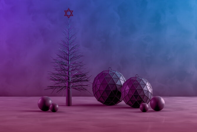 It's Time for Jews to Let Go of Their December Holiday Hangups