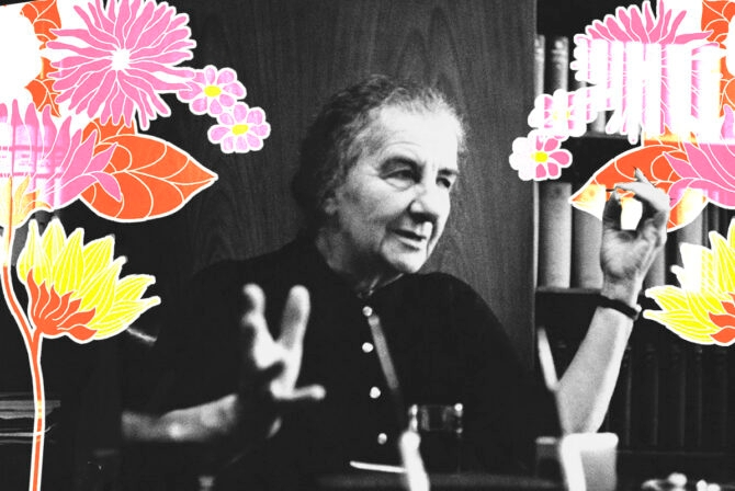 As Kamala Harris Makes History, I Can't Stop Thinking About Golda Meir