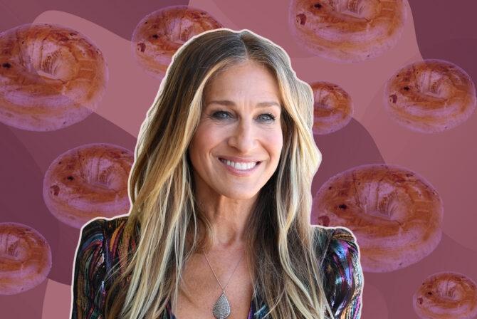 Sarah Jessica Parker's Bagel Order Will Surprise You