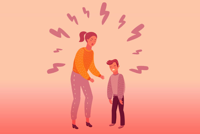 I Swore I Wouldn't Be a Yelling Mom. Then I Had Kids.