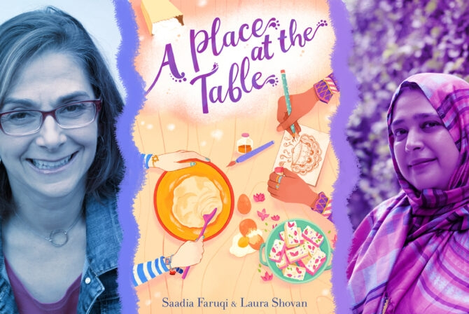 A Muslim and a Jewish Author Co-Wrote a Novel That Helps Kids Stand Up to Prejudice
