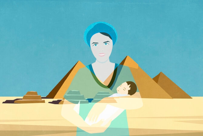 The Passover Story Is a Meaningful Metaphor For Childbirth