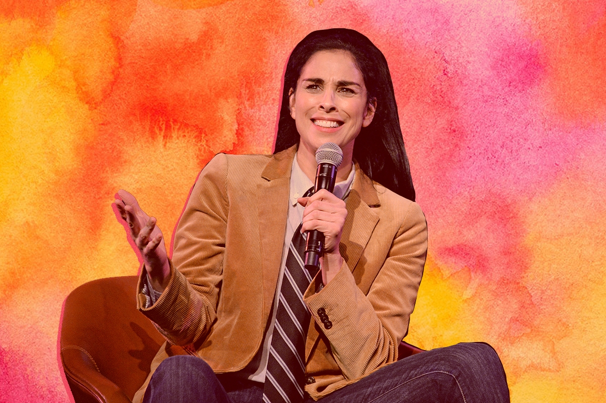 Sarah Silverman Reminds Her Fans That Antisemitism Is Real – Kveller