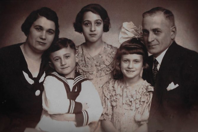 Preserving and Sharing My Grandfather's Holocaust Story, from One Generation to the Next