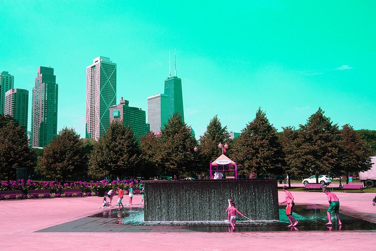 Chicago playground