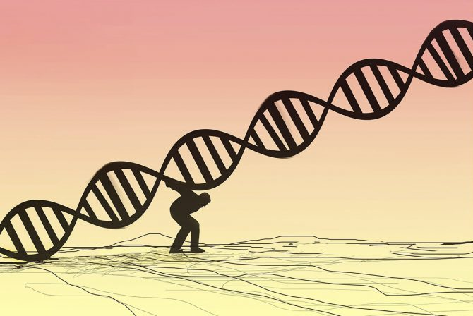 Ashkenazi Dads Can Pass the BRCA Mutation to Their Kids. It Turns Out I Did.