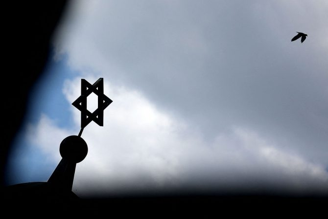 Antisemitism Made Our Post-Pandemic Return to Synagogue Bittersweet