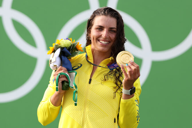 Jewish Olympian Jessica Fox Is Now a Gold Medalist. Mazel Tov!