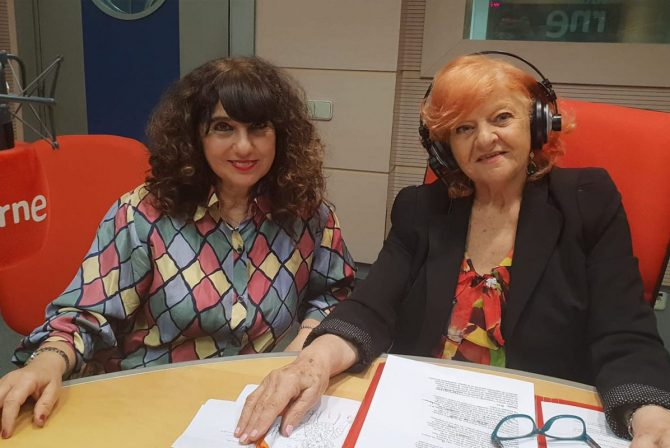 This Mother-Daughter Pair Have Hosted a Ladino Radio Show for 35 Years