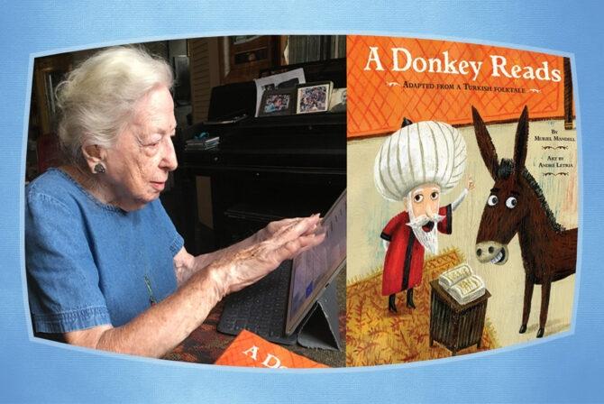 This Jewish Grandma, 99, Teaches Computer Classes and Writes Book Reviews
