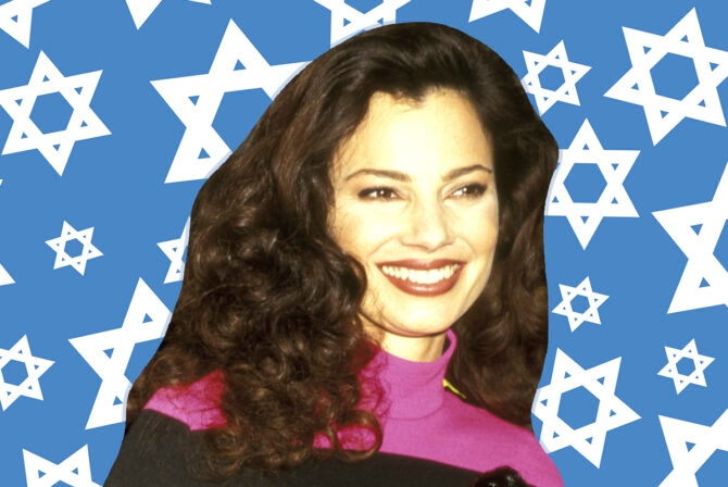 The 11 Most Jewish Episodes of 'The Nanny'