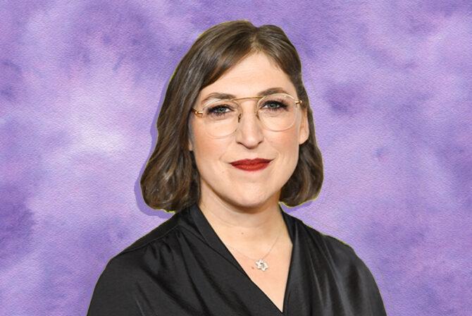 Mayim Bialik Is Hosting 'Jeopardy!' for 7 Weeks!