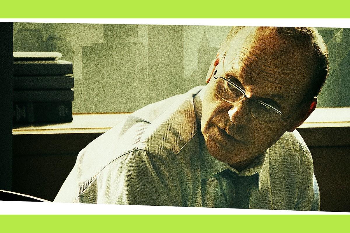 "Michael Keaton as Kenneth Feinberg in ""Worth"""