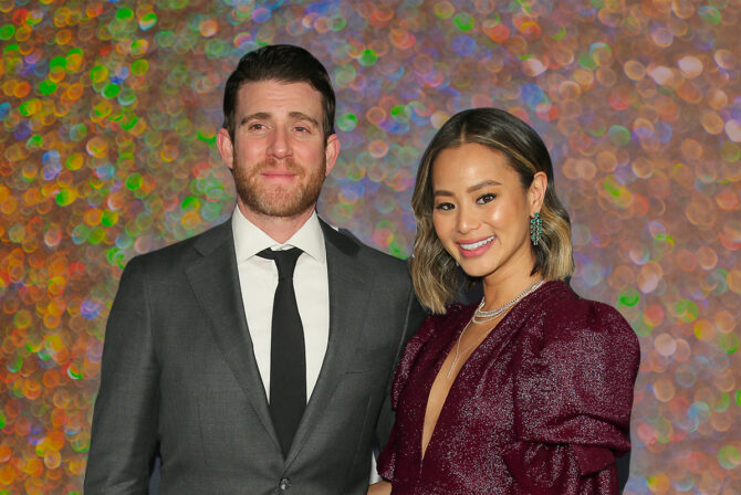 BEVERLY HILLS, CALIFORNIA - JANUARY 05: Bryan Greenberg and Jamie Chung attend the 21st Annual Warner Bros. And InStyle Golden Globe After Party at The Beverly Hilton Hotel on January 05, 2020 in Beverly Hills, California.