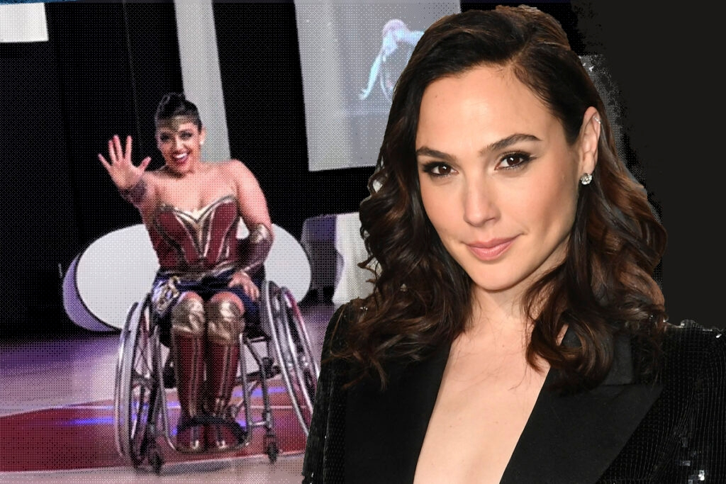 Gal Gadot Kvells About This Israeli Paralympic Athlete's 'Wonder Woman' Tribute