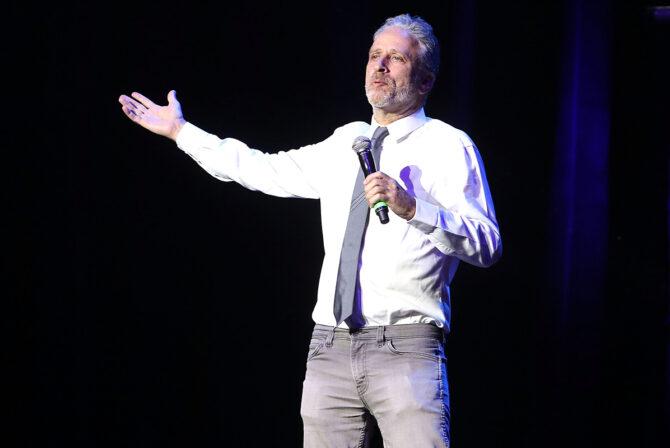 Jon Stewart's 7 Most Jewish Moments