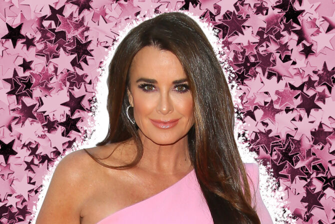 'Real Housewife' Kyle Richards Throws an 'Epic' Bat Mitzvah for Her Daughter