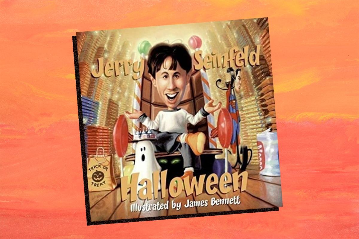"""Halloween"" book cover"